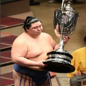 ♪♪♪ 正代関優勝おめでとう ♪♪♪