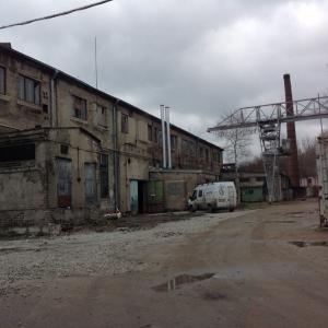 北欧旅行記2019 ④タリン 廃墟からの流行地区