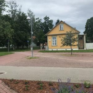 北欧旅行記2019 ⑩ 白鳥の湖