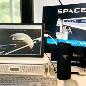 SpaceX関連の通訳