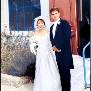 結婚25周年