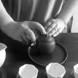 茶藝レッスン