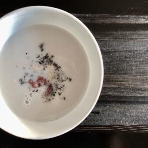 【お茶と薬膳 杏仁茶,】