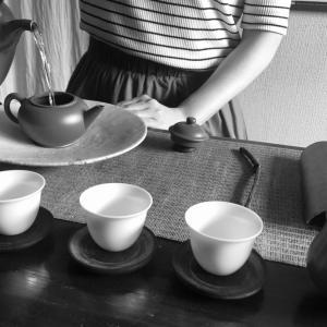 中国茶 茶道のお稽古