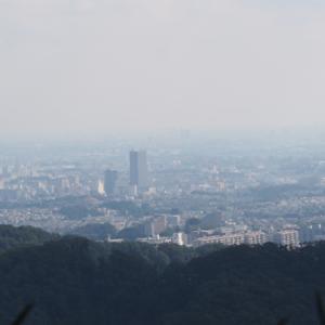 高尾山~稲荷山コースを登った