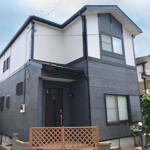 【外壁塗装後の定期点検】松戸市M様邸の1年点検