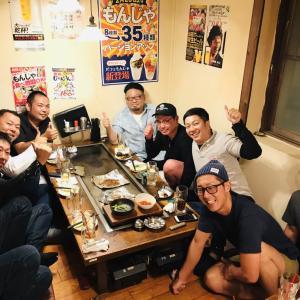 【食事会】職人の皆さんと!!