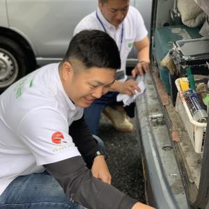【毎週金曜日】車両清掃デー!