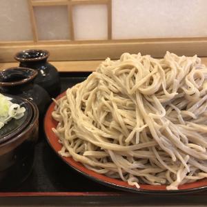 これは無理!美味しかったけど「信州蕎麦の草笛」さんで「くるみ蕎麦」