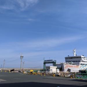 紀伊半島をぐるっとしてきました〜その1 早朝移動で伊良湖までがんばる。