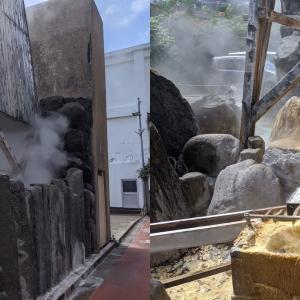 熱川温泉で温泉卵を作る!食べるのを忘れる!!
