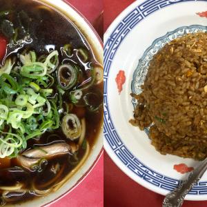 てなわけで新福菜館さんで並とヤキメシを食べて京都は終了。