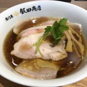 ららぽーと沼津の「飯田商店」さんでラーメンを食べて見る