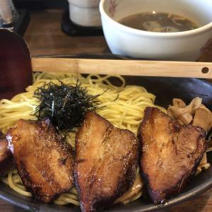 桜風さんで久しぶりな「豚バラチャーシュー つけ麺」