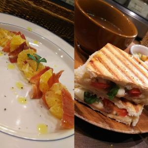 三島の「Cafe Bar RITORNO」さん