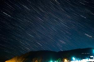 「100点満天の星空」