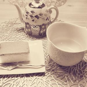 お茶の時間