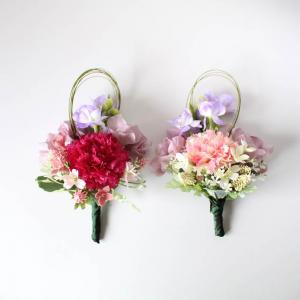 ペット用の仏花が人気です