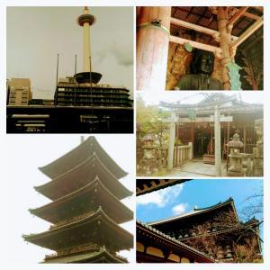 京都奈良を案内したの巻。