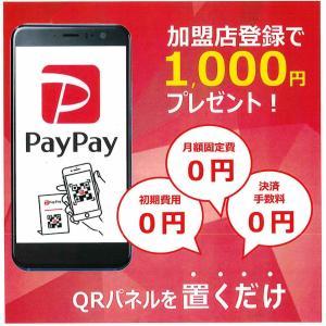 PayPayのキャッシュレス決済を導入してみませんか!?