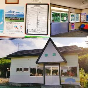 釧網本線の駅を訪ねる~(7)