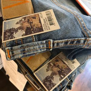 Nudie jeans 2019aw THIN FINN NEW  ARRIVAL!