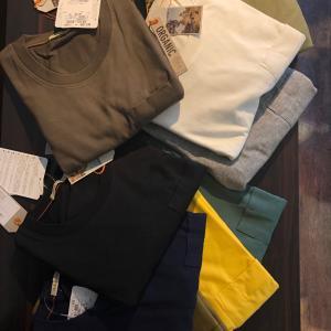 Nudie jeans 色々なカラー、種類のヘビーオンスTEE KURT入荷!早い者勝ち