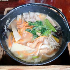 天然温泉 東京 武蔵五日市 瀬音の湯 と 武蔵五日市 五日市ほうとう佐五兵衛
