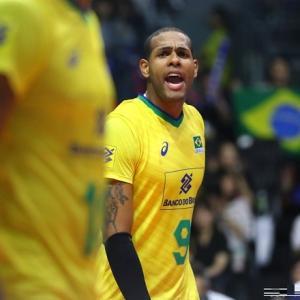 ブラジルで男子バリボー