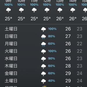 長雨…こんな時はおうちでコーヒータイム