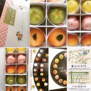 【フルーツ餅】