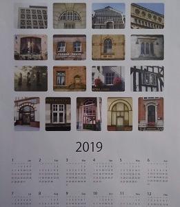 ◆コーヒーブレイク 「カレンダー・2019」