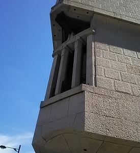 ビルの窓 日比谷(東京)