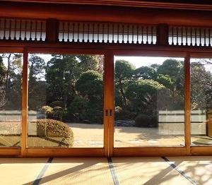 住宅の窓 川島町(埼玉県)