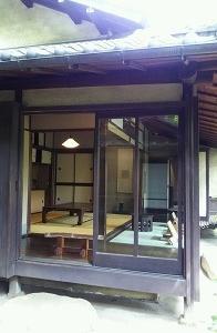 住宅の窓 新宿区中井(東京)