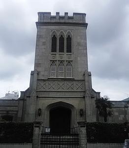 聖堂の窓 横浜(神奈川)