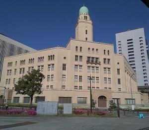 庁舎の窓 横浜(神奈川)