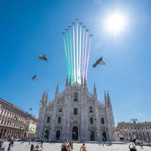 2020年5月 Freccie Tricolori イタリア版 ブルーインパルス