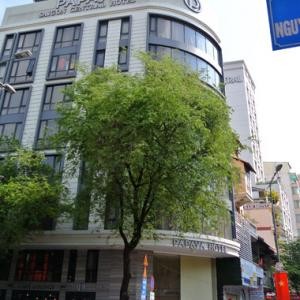 Papaya Saigon Central Hotel★街の中心に建つ新しく綺麗なホテル