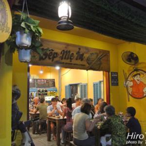 ホーチミン★Bep Me In 路地裏のお洒落な人気食堂