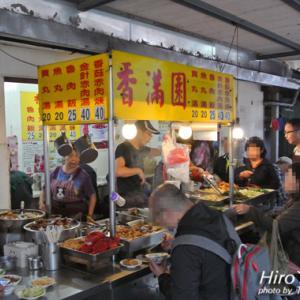 台北★香満園 選べるおかずの大満足魯肉飯便當