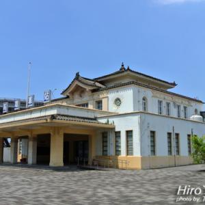 高雄★日本統治時代に造られた素敵な高雄駅舎