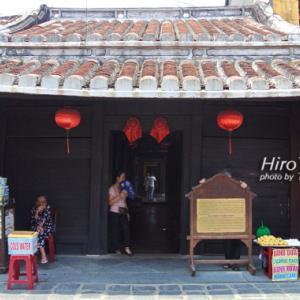 ホイアン★廣勝家 まさに隠れた名店 旧家の中で元祖ホワイトローズ