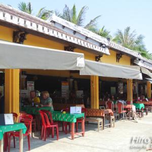 ホイアン★アンホイ島の食堂でベトナム料理を習う!