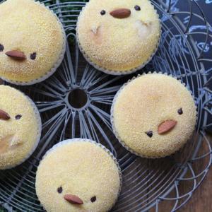 【はまくまパン】まあるい幸せ♥ぴよぴよマフィン