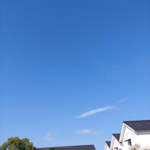 今日の空。  Oct.26   そのに