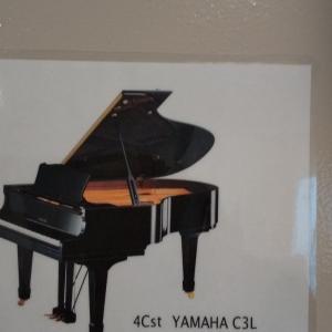再度ピアノスタジオへ