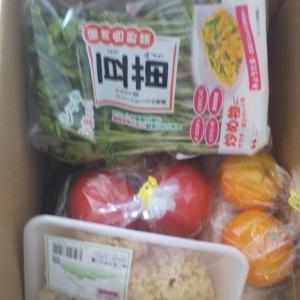ワタミ株主優待で野菜を注文