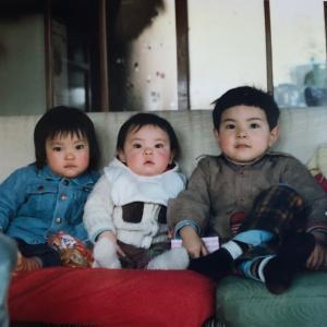 子供の頃の写真