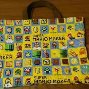 マリオの図書バッグ